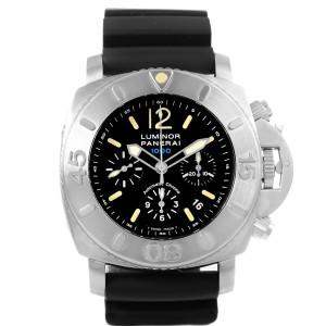 Panerai Luminor Submersible PAM187 47mm Mens Watch