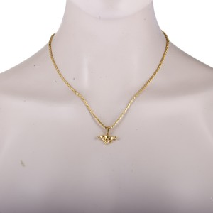 Cartier Panthere Vintage Necklace 18K Yellow Gold