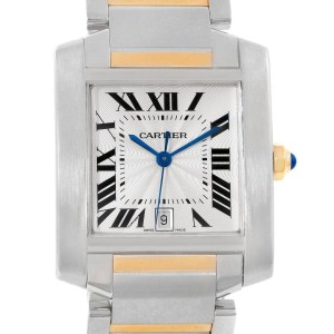 Cartier Tank Francaise W51005Q4 28mm Mens Watch