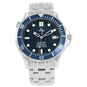 Omega Seamaster 2531.80.00 41mm Mens Watch