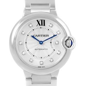 Cartier Ballon Blue WE902075 36mm Womens Watch