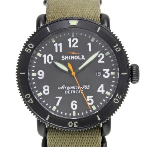 Shinola Runwell 10000086 42mm Mens Watch