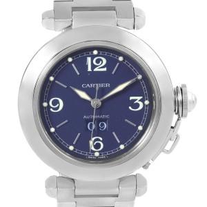 Cartier Pasha C W31047M7 35mm Unisex Watch