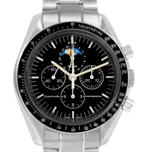 Omega Speedmaster Professional Moonphase 3576.50.00 42.0mm Mens Watch