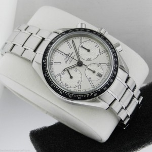 Omega Speedmaster 326.30.40.50.02.001 Silver Dial Stainless Steel Watch