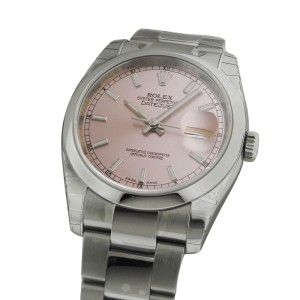 Rolex Datejust 116200 36mm Stainless Steel Oyster Watch