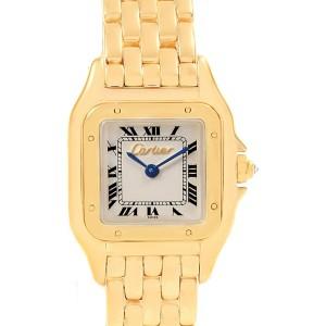 Cartier Panthere W25022B9 22mm Womens Watch