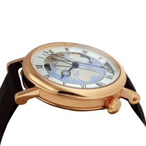 BREGUET Classique Hora Mundi 5717br/eu/9zu Europe and Africa