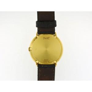 Piaget 18K Yellow Gold Unisex Watch