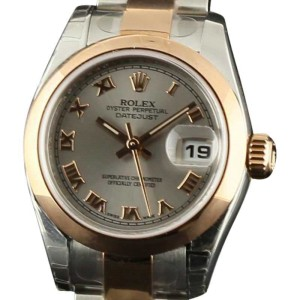 Rolex Datejust Lady 179161 Steel & Gold 26mm Womens Watch 2007