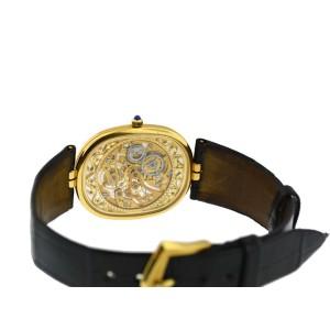 Patek Philippe 3880 Skeleton Golden Ellipse Watch