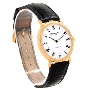 Patek Philippe Calatrava 5120 Mens 35mm Watch