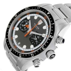 Tudor Heritage 70330N Mens 42mm Watch