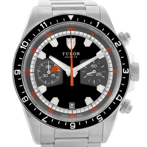 Tudor Heritage 70330N Mens 42mm Watch