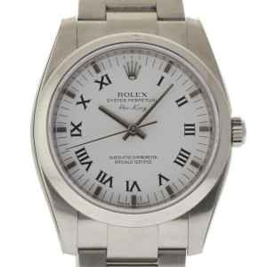 Rolex Air King 114200 34mm Unisex Watch