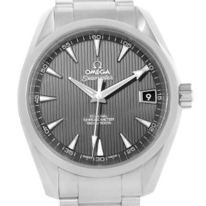 Omega Seamaster Aqua Terra 231.10.39.21.06.001 39mm Mens Watch