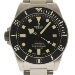 Tudor Pelagos 25610TNL Titanium Automatic 42mm Mens Watch