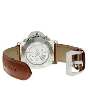 Panerai Luminor 1950 PAM00533 Stainless Steel & Leather 44mm Mens Watch