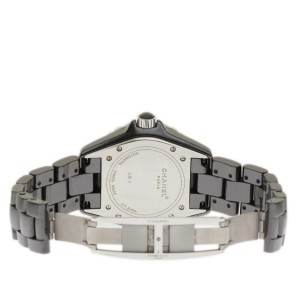Chanel J12 H1757 Ceramic with Diamond Automatic 38mm Womens Watch
