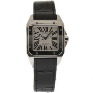 Cartier Santos W20106X8 Stainless Steel Automatic 35mm Unisex Watch