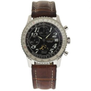 Breitling Montbrillant A43030 41mm Mens Watch