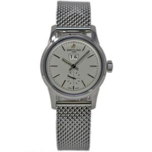 Breitling Transocean A1631012/G781 38mm Unisex Watch