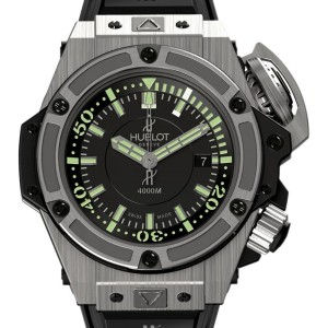 Hublot King Power 731.NX.1190.RX 48mm Mens Watch