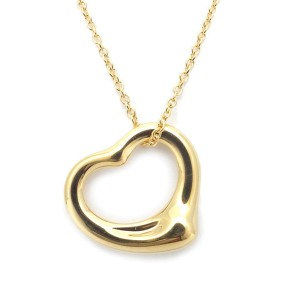 Tiffany & Co. Peretti 18k Yellow Gold Necklace