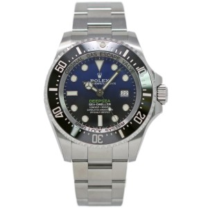 Rolex Sea-Dweller 126660 44mm Mens Watch