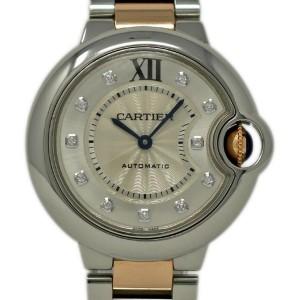Cartier Ballon Bleu WE902061 33mm Womens Watch