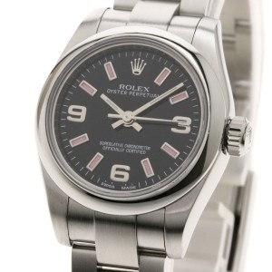 Rolex Oyster Perpetual 176200 26mm Womens Watch