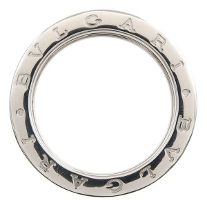 Bulgari B-Zero 1 18K White Gold Ring Size 8.5