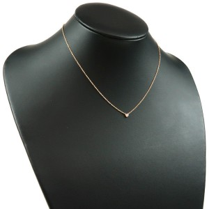 Tiffany & Co. Peretti 18K Rose Gold with 0.03ctw Diamond Necklace