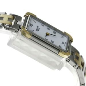 Hermes Close Azure CR1.220 18mm Womens Watch