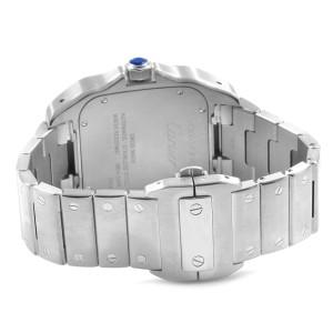 Cartier Santos 100 W200737G 38mm Mens Watch