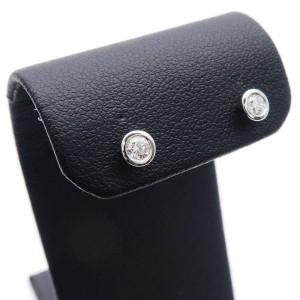 Tiffany & Co. Diamond By the Yard Platinum Earrings