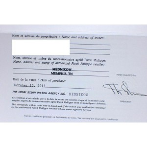 Brand New Patek Philippe Calatrava 5123R 18K Rose Gold Complete Box Papers