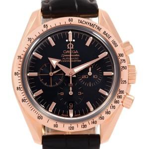 Omega Speedmaster 3653.80.33 40mm Mens Watch