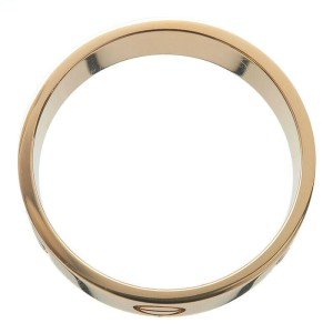 Authentic Cartier Love Ring K18 Yellow Gold #63 US10.5 HK23.5 EU63.5 Used F/S
