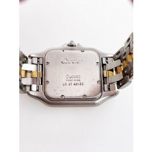 Cartier Panthere de Cartier Midsize 18K Yellow Gold Stainless Steel
