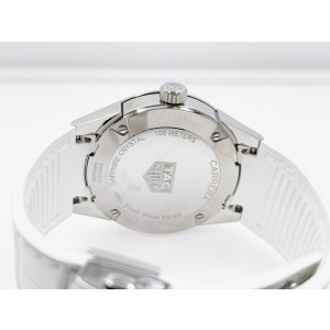 Tag Heuer WBG1315.FC6412 Ladies Carrera MOP 36mm Diamonds