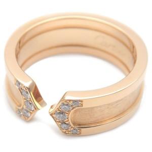 Authentic Cartier C2 Diamond Ring
