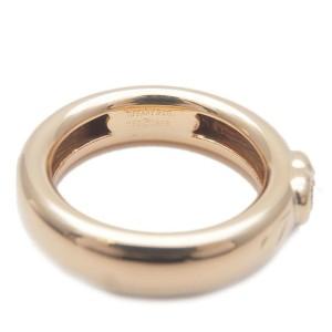 Authentic Tiffany&Co. Friendship Ring 3P Diamond Ring