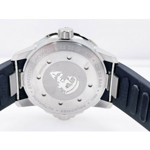 IWC IW329005 Aquatimer JACQUES-YVES COUSTEAU Stainless Steel Box Paper