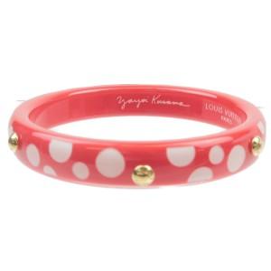 Auth Louis Vuitton Yayoi Kusama Bracelet