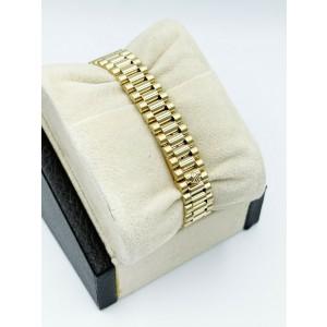 Rolex Ladies President Datejust 69178 Jubilee Diamond Dial 18K Yellow Gold