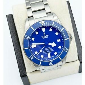Tudor Pelagos 25600TB Blue Dial Titanium