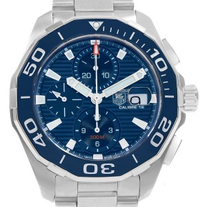 Tag Heuer Aquaracer CAY211B.BA0927 43mm Mens Watch