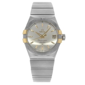 Omega Constellation 123.20.38.21.02.005 38mm Mens Watch