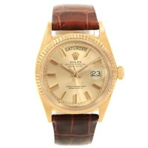 Rolex Day-Date 1803 36mm Mens Watch
